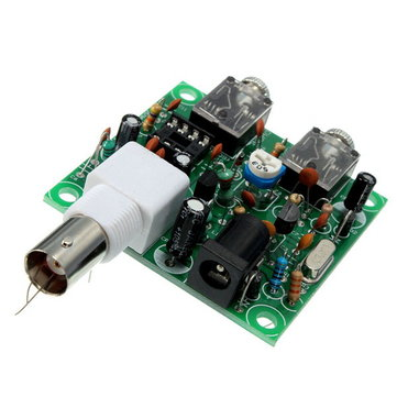 DIY Radio 40M CW Shortwave Transmitter Kit Receiver 7.023-7.026MHz