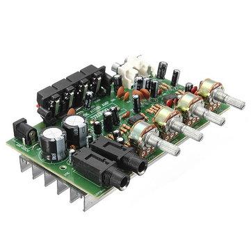 60W 12V Hi-Fi Digital Stereo Audio Amplifier Volume Control Board
