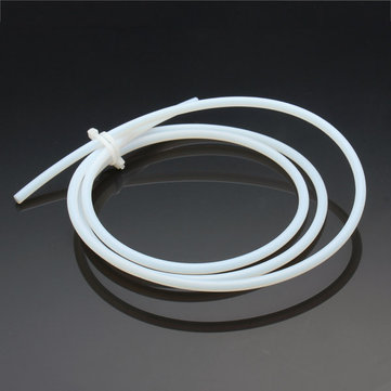 3Pcs 3D Printer 3.0mm Teflon Long Distance Nozzle Feed Tube PTFE Tube