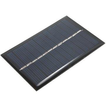 6V 100mA 0.6W Polycrystalline Mini Epoxy Solar Panel Photovoltaic Panel