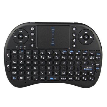 IPazzPort Mini 2.4G Multifunctional Wireless Keyboard For Raspberry Pi