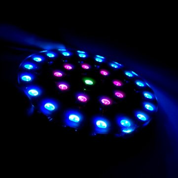 Geekcreit® DIY WS2812 Full Color RGB LED Crystal Energy Ring Module Kit