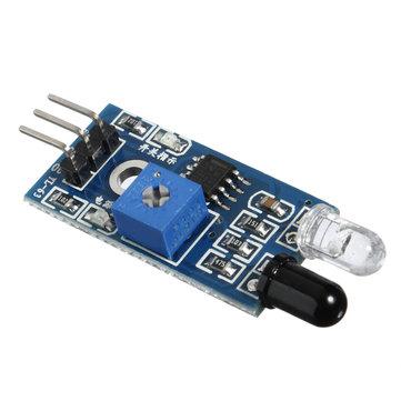 10Pcs Infrared Obstacle Avoidance Sensor For Arduino Smart Car Robot