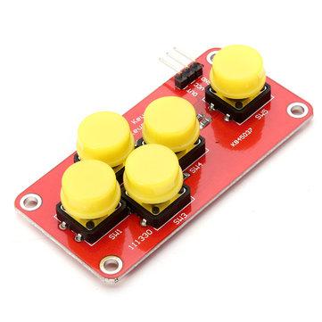 modulo tastiera analogica annuncio blocchi elettronici per arduino