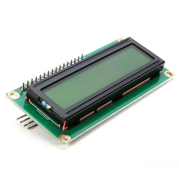 IIC/I2C 1602 Yellow Green Backlight LCD Display Module For Arduino