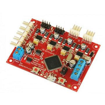 Bảng điều khiển máy in 3D Reprap Brainwave Bo mạch chủ