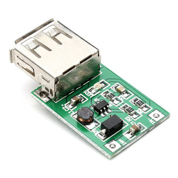DC-DC 0.9V-5V USB Output Charger Step Up Power Module