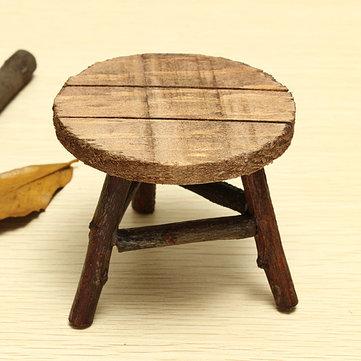 Mini silla Zakka mini escritorio de accesorios de fotografía