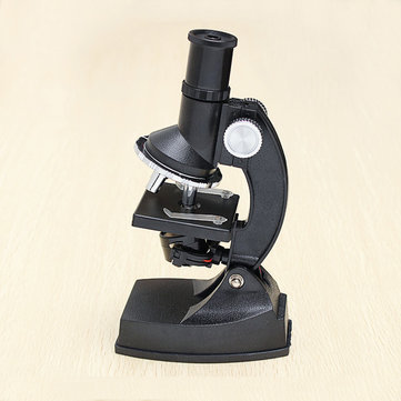 1200X Power Microscope Set Birthday Gift Kids Educational Toys