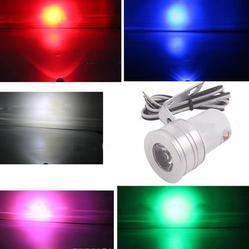 12V Motorcycle Electric Car Decorative LED Strobe Chassis Spot Lightts