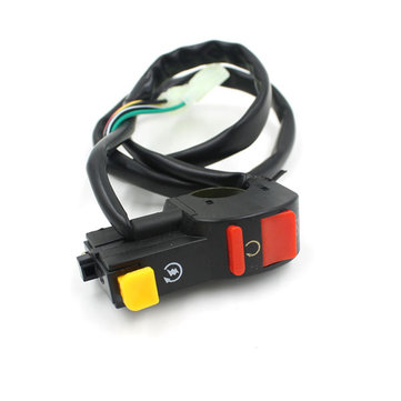 Motorcycle Headlight Horn Multifunction Switch
