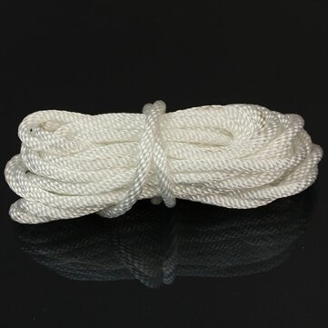4mmX5m Nylon Pull Starter Recoil Start Cord Rope For Most Lawnmower