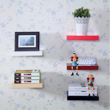 العائمة رفوف الحائط شنقا عرض الرف الخشب كتاب الجرف 60 * 15 سنتيمتر