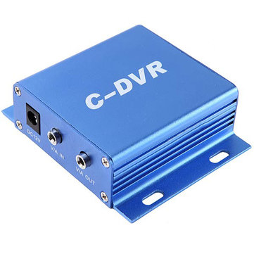 1CH Mini DVR C-DVR Motion Detection Video Radio Recorder