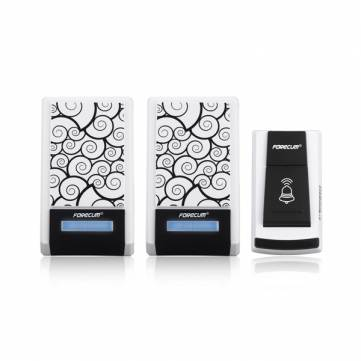 Elegant Home Smart Appliance Wireless Remote Control Music Doorbell