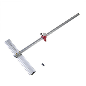 60cm Length T Type Aluminum Alloy Push Glass Cutter Tool