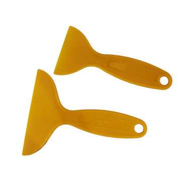 2 Pcs/Set BST-138 Paster Scraper Tools Used For Glass Smooth Things