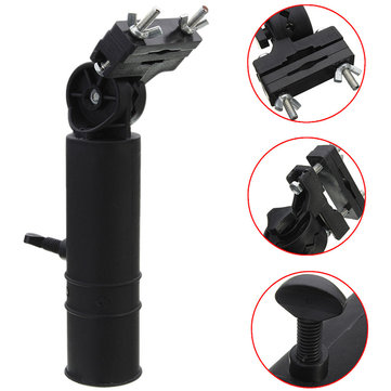 Universal Black Golf Umbrella Holder Stand For Buggy Cart Baby Pram Wheelchair