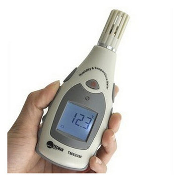 TM820M Mini LCD Temperature&Moisture Meter Hygrometer&Thermometer