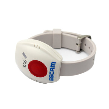 ESCAM AS004 SOS Wristband Application Alarm Sensor for QF500 Camera