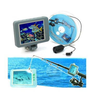 Visual Fish Finder Multicolor HD Fishing Device Under Water Camera