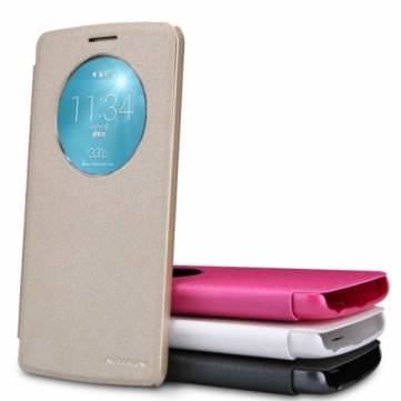 NILLKIN Sparkle Leather Case For LG G3 Stylus D690