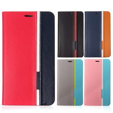 Flip PU Leather Protective Stand Cover Case For Huawei Ascend Mate 7