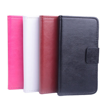 Flip Left And Right Stand PU Leather Case Cover for BLU Vivo Air
