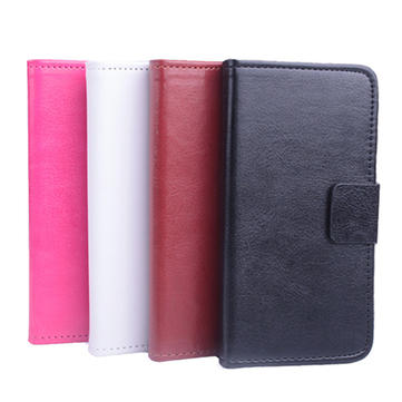 Flip Stand Card Slot PU Leather Case Cover For Blackberry Z30