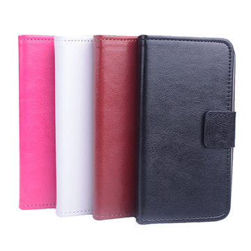 Flip Left And Right Stand PU Leather Case For Asus Zenfone 4 A450CG