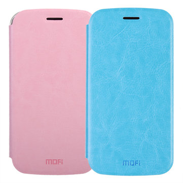 Mofi New Core Series PU Leather Protective Case For Lenovo A859