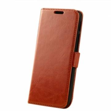 Fashion Sheep Grain Wallet Printing Leather Case Cover For HTC M8