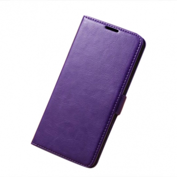 Sheep Grain Wallet Printing Leather Cover For LG G Pro 2