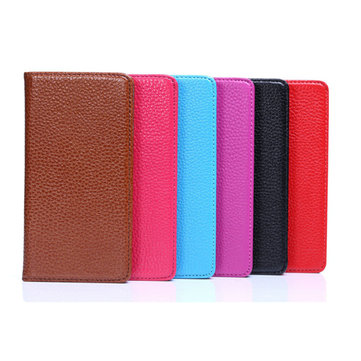 Cowhide Bracket Leather Case Cover For Xiaomi Hongmi Redmi