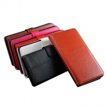 Sheep Grain Wallet Printing Leather Cover For Xiaomi Hongmi Redmi