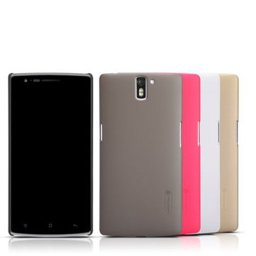 Nillkin Frosted Shield Case + Screen Protecter For OnePlus A0001