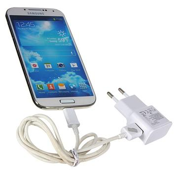 2A USB EU Wall Charger Adapter For Sansumg Galaxy S4 N7100