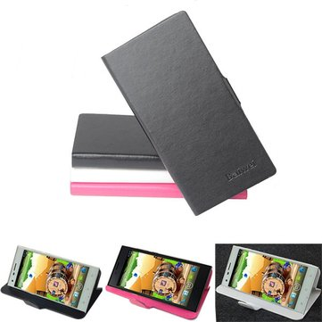 PU Leather Protective Case Flip Cover