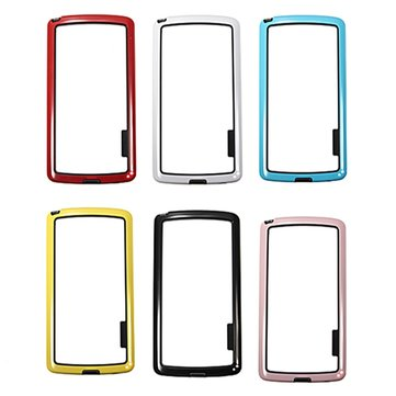 Ultra Thin Slim Bicolourable TPU+PC Bumper Frame Cover Case For LG G3
