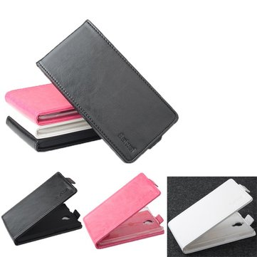 Alcatel Flip Up And Down Pu Leather Case For One Touch Idol 6030