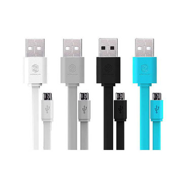Nillkin 2A 120cm 5V Charge Cable Universal Flat Micro USB Cable