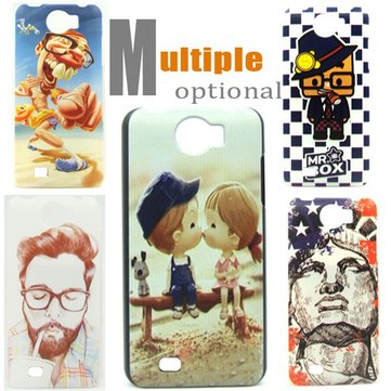 Multiple Optional Painting Protective Case Cover