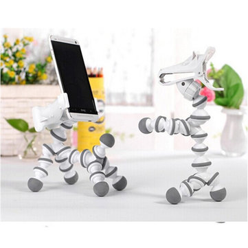Zebra Kaka Pony Adjustable Holder Hands For Mobile Phone
