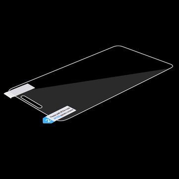 Ultra Thin Screen Protector With Cleaning Cloth For Lenovo S850 S850T