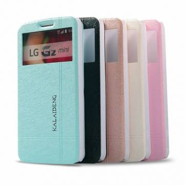 KALAIDENG Iceland II Series Leather Case For LG G2 MINI