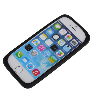 Soft Silicone Bracelet Case Bumper Border For Mobile Phone