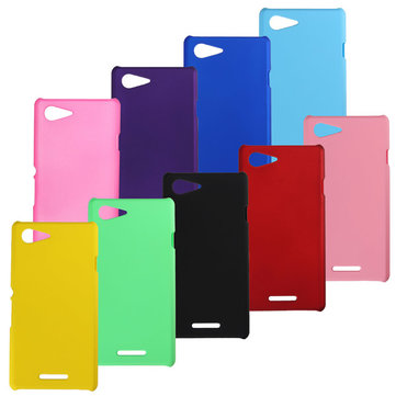Durable Ultra Slim Thin Matte PC Hard Case For Sony Xperia E3
