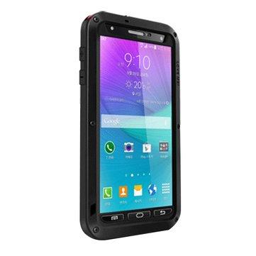 Étanche à la poussière cas antichoc pour Samsung Galaxy Note 4 n9100