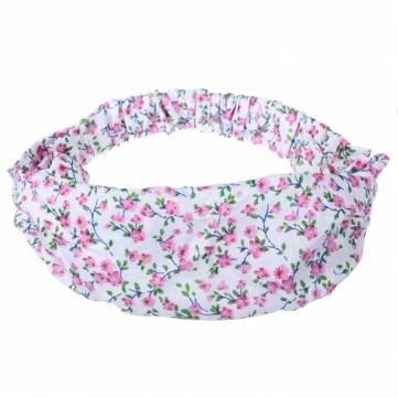 Baby Kids Girl Hair Accessories Cotton Infant Floral Headbrand