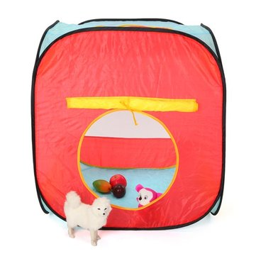 Children Kid Baby Square Tent Child Indoor Game Small House Toys